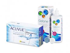 Acuvue Oasys for Astigmatism (12 šošoviek) + roztok Gelone 360 ml
