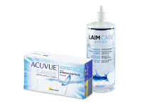 Acuvue Oasys for Astigmatism (12 šošoviek) + roztok Laim-Care 400 ml