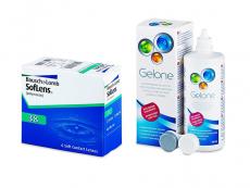SofLens 38 (6 šošoviek) + roztok Gelone 360 ml
