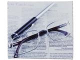 alensa.sk - Kontaktné šošovky - Čistiaca handrička na okuliare - noviny a okuliare