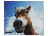 alensa.sk - Kontaktné šošovky - Čistiaca handrička na okuliare - kôň