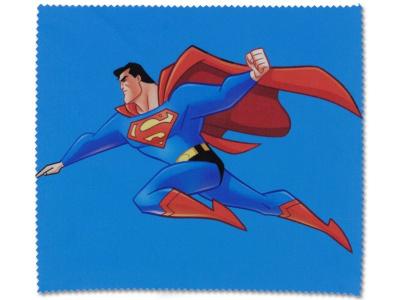 Čistiaca handrička na okuliare - Superman