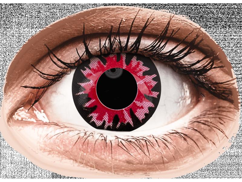 ColourVUE Crazy Lens - Volturi - jednodenné nedioptrické (2 šošovky)