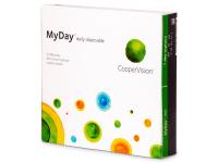 alensa.sk - Kontaktné šošovky - MyDay daily disposable
