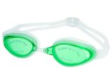 Plavecké okuliare zelené