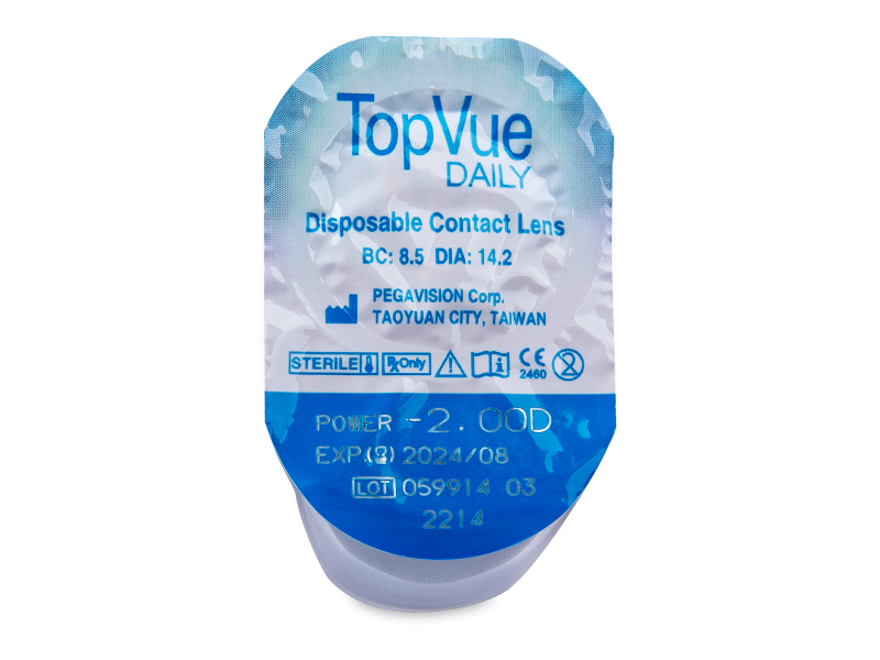 TopVue Daily (90šošoviek)