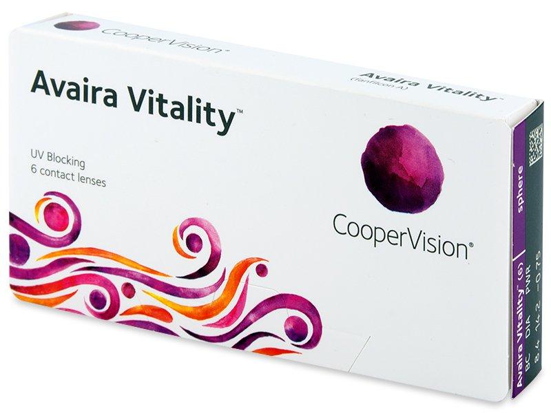 Avaira Vitality (6 šošoviek)