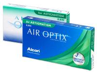 Air Optix for Astigmatism (3šošovky)