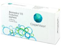 alensa.sk - Kontaktné šošovky - Biomedics 55 Evolution