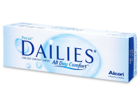 Focus Dailies All Day Comfort (30 šošoviek)