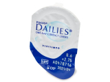 Focus Dailies All Day Comfort (90šošoviek)