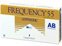 alensa.sk - Kontaktné šošovky - Frequency 55 Aspheric