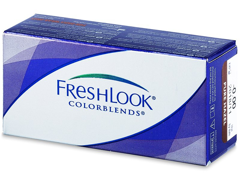 FreshLook ColorBlends - nedioptrické (2 šošovky) 10e11ec6053