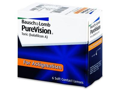 PureVision Toric (6šošoviek)