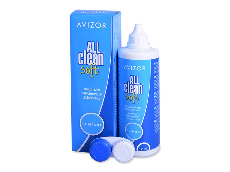 Roztok Avizor All Clean Soft 350 ml