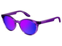 0ef90e576 Detské slnečné okuliare Alensa Panto Havana Blue Mirror | Alensa SK