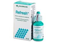 alensa.sk - Kontaktné šošovky - Očné kvapky Refresh 15 ml