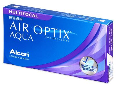 Air Optix Aqua Multifocal (6šošoviek)