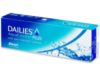 Dailies AquaComfort Plus (30šošoviek)