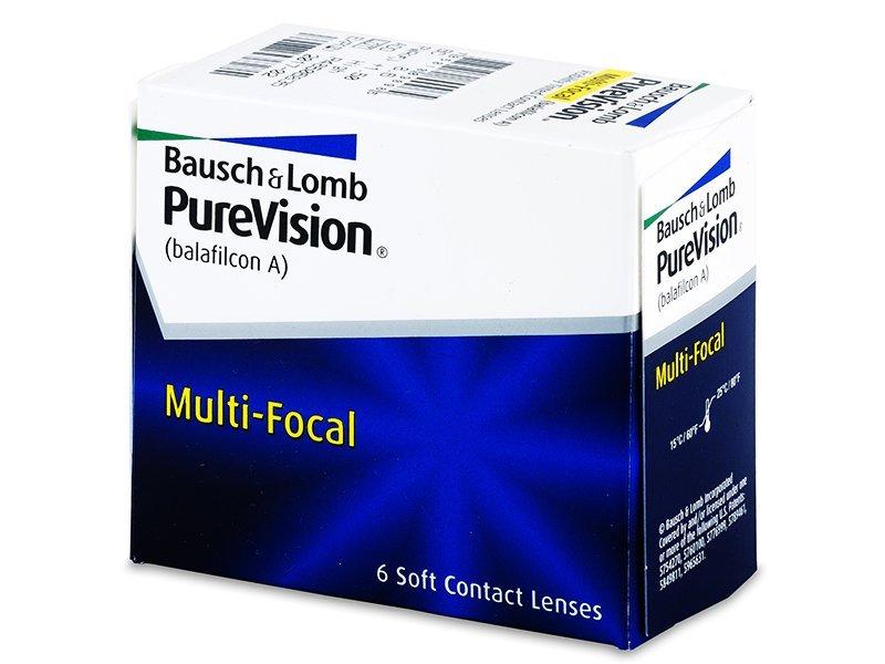 PureVision Multi-Focal (6šošoviek)