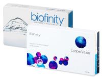 Biofinity (3šošovky)