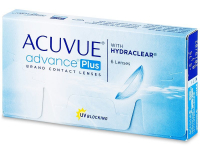 Acuvue Advance PLUS (6 šošoviek)