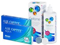 alensa.sk - Kontaktné šošovky - Air Optix Aqua