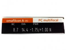 Proclear Multifocal (6šošoviek)